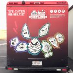 food truck wrap, truck wrap, food truck, vehicle wrap, vehicle grahpic