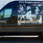 partial wrap, van wrap, car wraps, vehicle graphics
