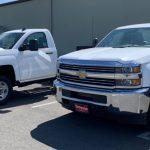 car wrap, color change, gloss white wrap, vehicle wraps