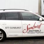 car decals, vehicle graphics, die-cut decals