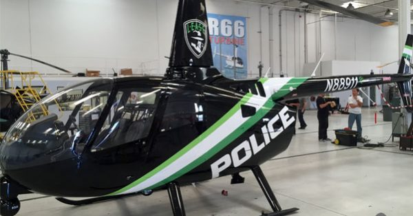 helicopter wrap, helicopter graphics, helicopter decals