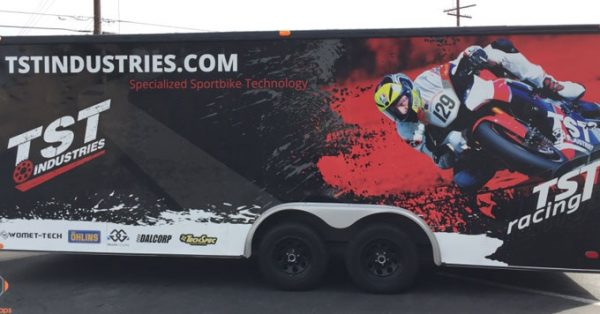trailer wrap, trailer graphics, trailer decals