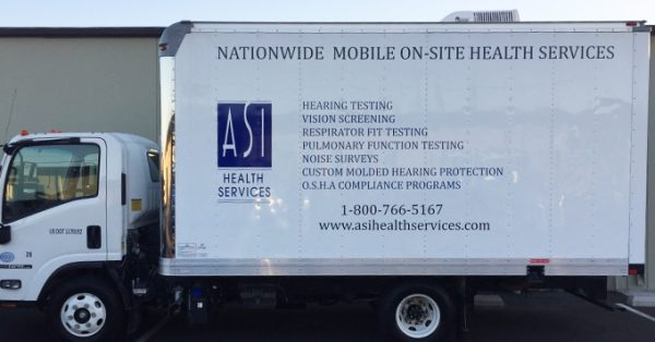 box truck graphics, decals, box truck decals, delivery van graphics