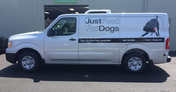 partial wrap, vehicle decals, car wraps, fleet graphics