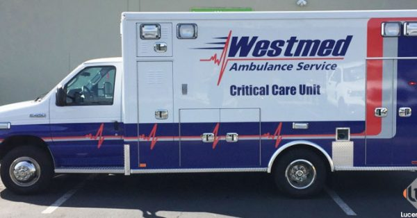 car wrap, vehicle graphics, digital print wrap, vehicle wrap, fleet graphics, ambulance wrap