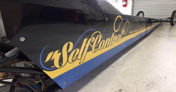 dragster, drag racing, car wraps, color change, racing stripes, drag racing, vehicle graphics