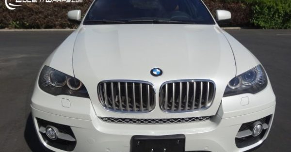 car wraps, vehicle wraps, color change wrap, custom wraps, pearl white
