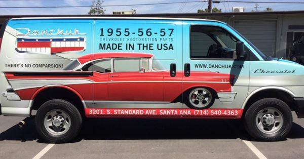 van wrap, fleet graphics, digital wrap, custom wrap