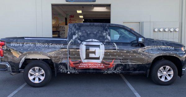 truck wrap, car wraps, vehicle graphics, fleet graphics