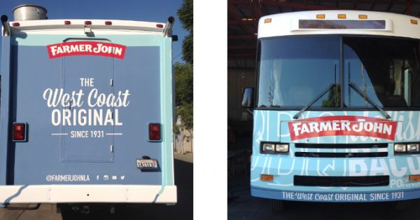food truck wrap, car wrap, RV wrap, food truck