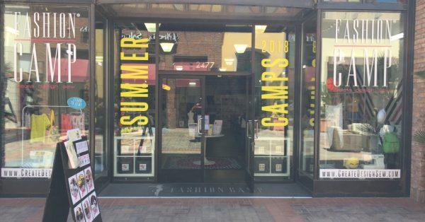 window wrap, window graphics, window decals, store front