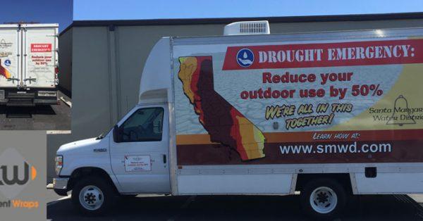 box truck wrap, delivery van wrap, truck wrap, car wrap