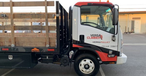 partial wrap, car wrap, vehicle wraps, vehicle graphics, truck wrap, Versa Climber