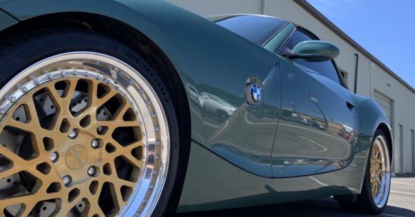 car wrap, color change wrap, vehicle wrap, bmw, z4, custom wrap, oracal