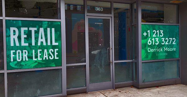 CBRE Retail Windows