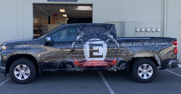 truck wrap, car wraps, fleet graphics