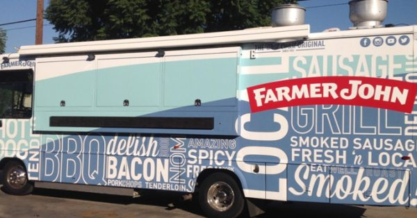 food truck wrap, car wrap, RV wrap, food truck