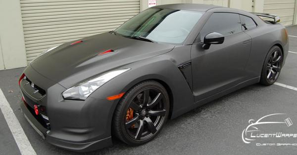 car wraps, vehicle wraps, color change wrap, custom wraps, GTR wrap