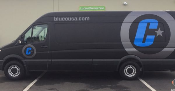 car wraps, vehicle wraps, color change wrap, custom wraps, sprinter wrap