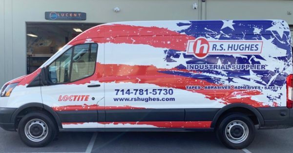 van wrap, car wraps, fleet graphics