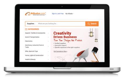 Entrepreneurs et manufacturiers :  3 étapes pour sous-contracter des produits en utilisant Alibaba