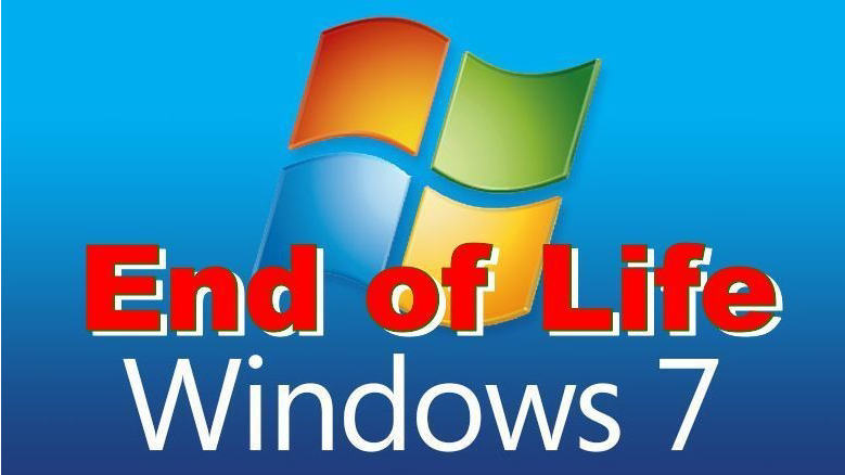 End-of-life-Win7