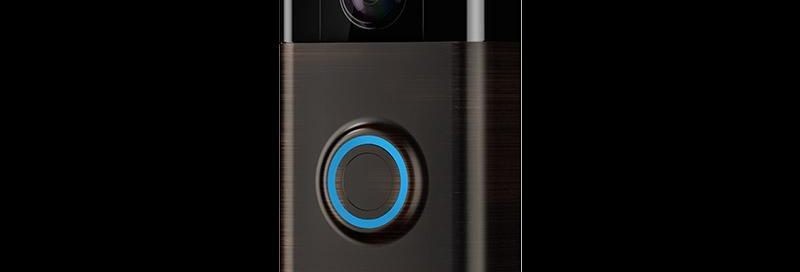 SHINY NEW GADGET THE MONTH : Bringing The Peephole Into The 21st Century: The Ring Door View Cam