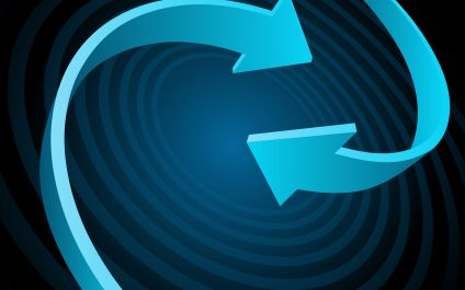 The dual role of IT: Transforming businesses and processes
