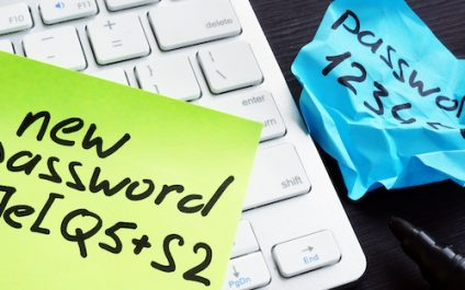 When Is The Last Time You Upgraded Your Password Requirements?