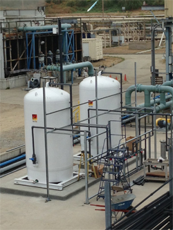 200 GPM Industrial Wastewater Treatment System - Santa Ana