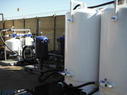 250 GPM Stormwater Treatment System - Fullerton