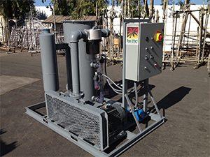 Soil Vapor Extraction (SVE) System Rentals