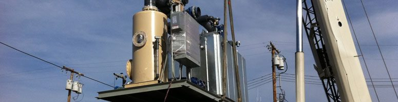 Soil Vapor Extraction (SVE) System Rental Packages From Pure Effect, Inc.