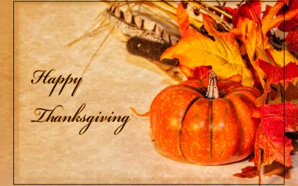 Happy Thanksgiving From Pure Effect!