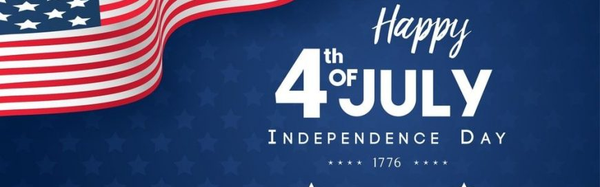 Happy 4th Of July From Pure Effect!