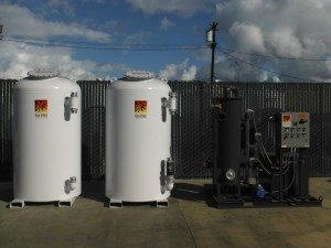 SVE (Soil Vapor Extraction) Systems