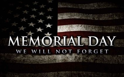 Pure Effect Memorial Day Closure