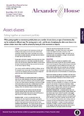 asset-classes