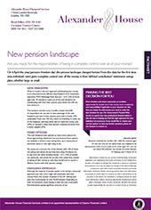 new-pension-landscape