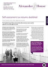 self-assessment-tax-returns-abolished