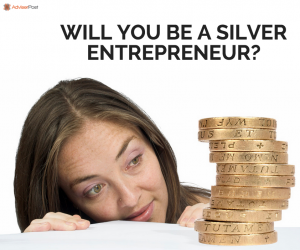 start your own business in retirement