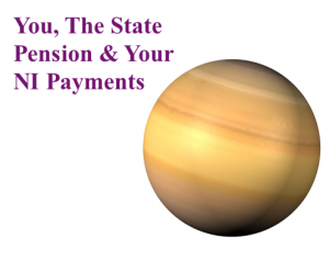 new state pension NI payments