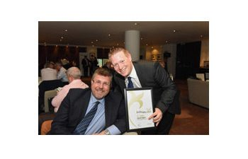 Best Newcomer, Gareth Higton – FT Adviser Award 2015