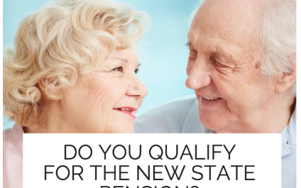 Do You Qualify For The New State Pension?