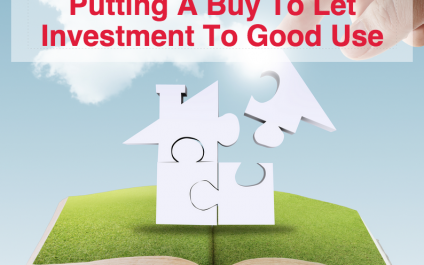 Putting A Buy To Let Investment To Good Use