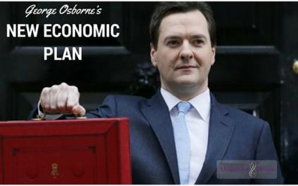 George Osborne's New Economic Plan