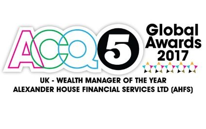 ACQ5 Global Awards 2017's UK – Wealth Manager Of The Year