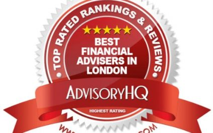 2018 Ranking of the Best London Financial Advisers