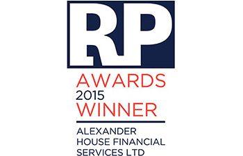 Winner – Professional Adviser magazine's Retirement Planning Award 2015