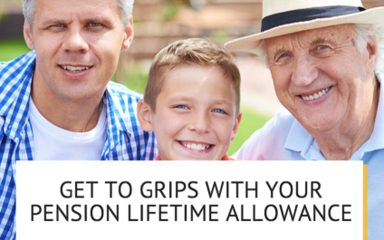 Get To Grips With Your Pension Lifetime Allowance